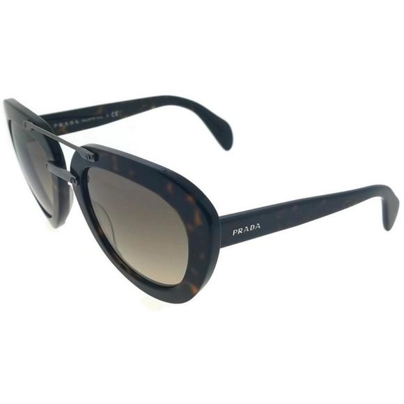 4a8a0e56229 PR28RS-2AU3D0 Women s Havana Frame Sunglasses